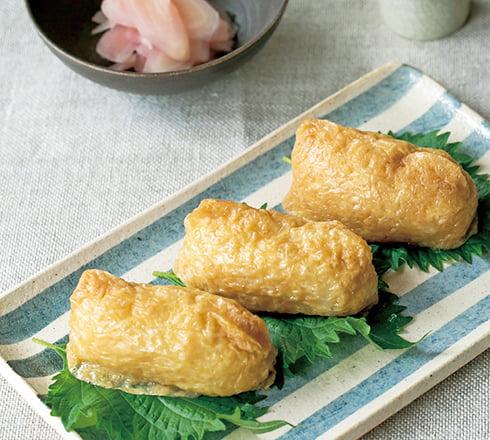 画像:稲荷寿司