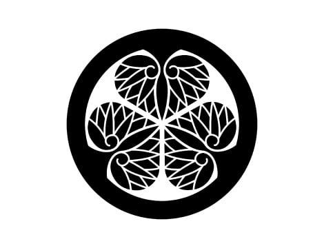 画像:徳川家紋